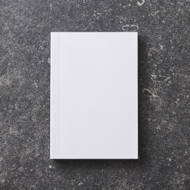 White Lined notebook block