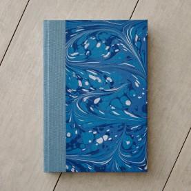 Metallic Marbled Notebook...