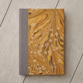 Metallic Marbled Notebook...